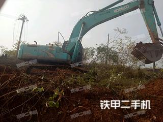 神钢SK250-8进口挖掘机