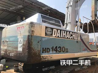 加藤HD1430III挖掘机