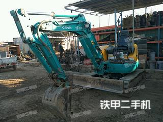 久保田U-30-3S挖掘机