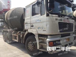 方圆集团FYG5254GJBC-12搅拌运输车