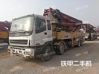 徐工XZJ5381THB45A泵车