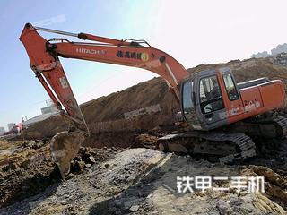 日立EX220挖掘机