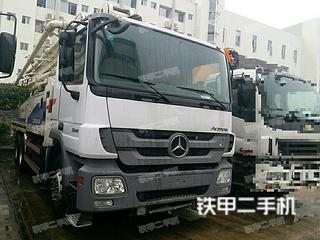 中联重科ZLJ5336THB47X-5RZ泵车