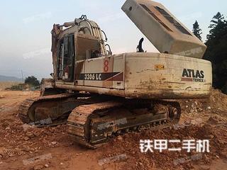 阿特拉斯中国3306LC挖掘机