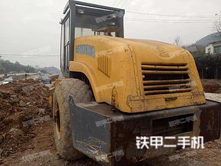 山东公路机械厂YZ20A压路机