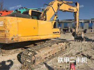 小松PC200-8挖掘机