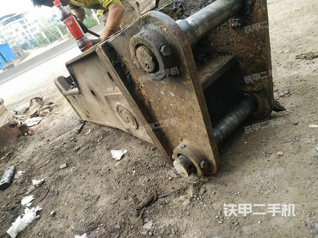 广东韶关市韩泰克Hi-Tech200破碎锤