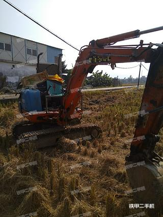 日立EX30挖掘机