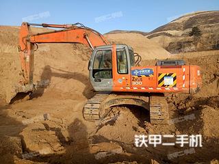 日立ZX230-6挖掘机