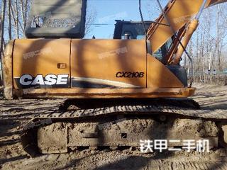凯斯CX210B挖掘机