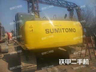 住友SH210-5(2.9米小臂)挖掘机