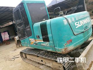 山河智能SWE90E挖掘机
