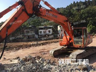 斗山DH258LC-7挖掘机