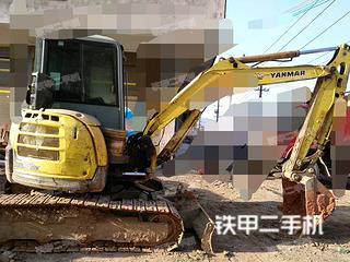 洋马Vio55-5B挖掘机