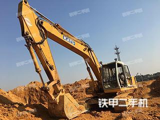 加藤HD820E-LC挖掘机