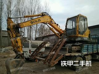 临工LG660挖掘机
