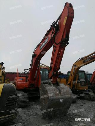 斗山DH258LC-V挖掘机
