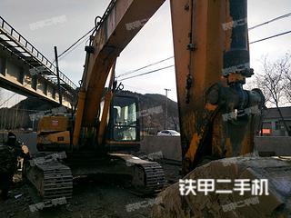 柳工CLG933挖掘机