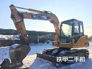 雷沃重工FR80H挖掘机