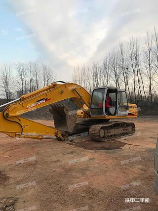 住友SH200-3挖掘机