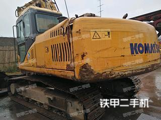龙工220D挖掘机