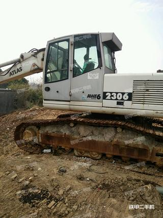阿特拉斯中国2306LC挖掘机