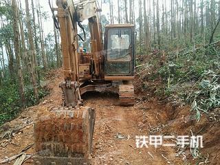 卡特彼勒307B挖掘机