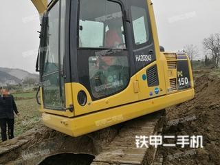 小松PC120-8挖掘机