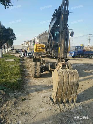 临工E6360F挖掘机