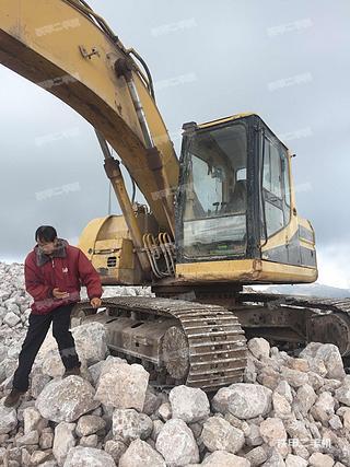 卡特彼勒320BU挖掘机
