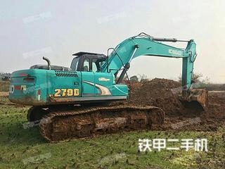 神钢SK270D-8挖掘机