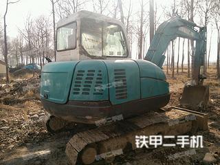 山河智能SWE70挖掘机