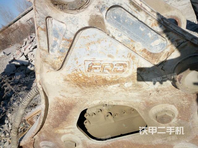 山东泰安市古河Fs37破碎锤