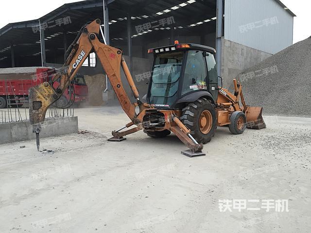 安徽阜阳市凯斯580MSeries3两头忙