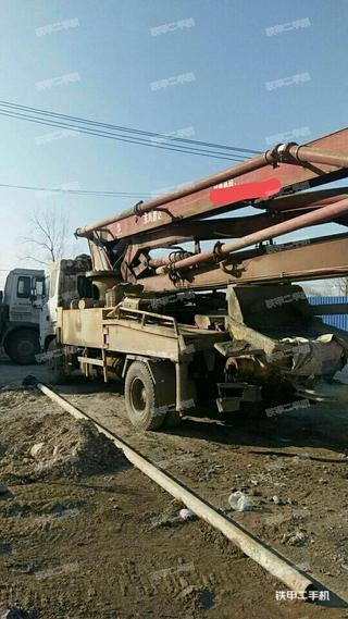 鑫天地重工4R37泵车