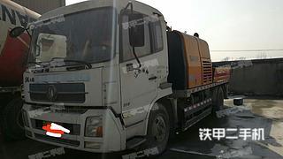 三一重工SY5125THB-9018-III车载泵