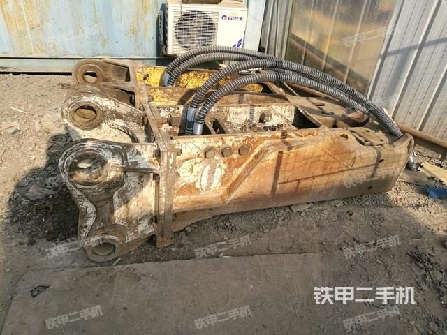 天津天津市古河F22立式破碎锤