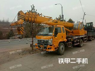 山东品牌12吨起重机