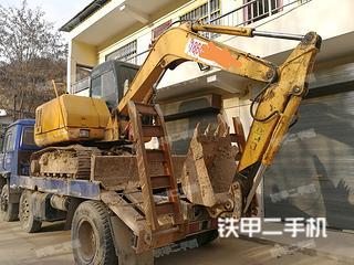 愚公机械WY75-7挖掘机