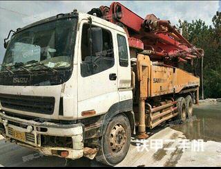 三一重工SY5133THB-9022C-6GD车载泵