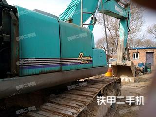 神钢SK330-6E挖掘机