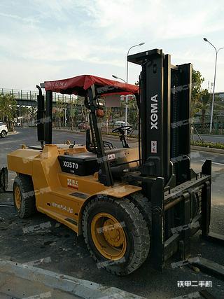 厦工XG570-DT5B内燃平衡重式叉车
