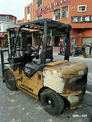 华南重工HNF300G叉车