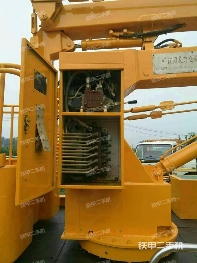 河北保定市杭州爱知HYL5046JGK高空作业机械