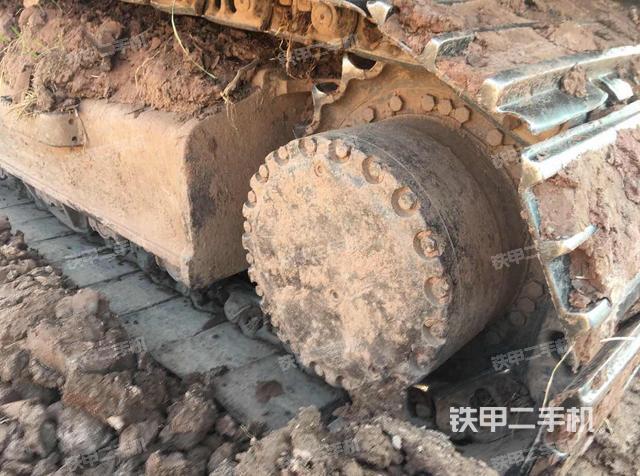 四川广安市现代R265LC-7挖掘机