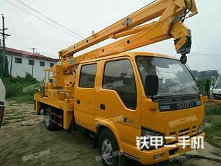 杭州爱知HYL5046JGK高空作业机械