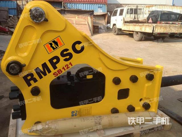 山东烟台市锐猛RMPSC-155破碎锤