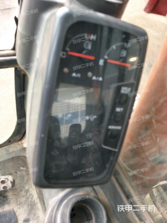 四川成都市日立ZX120国产挖掘机