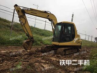 小松PC60-7E挖掘机