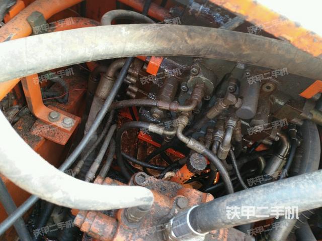 贵州毕节市斗山DH225LC-7挖掘机